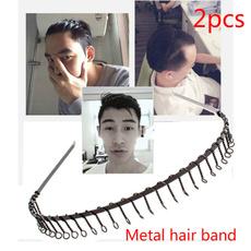 metalhairband, blackhairclip, womenssportsheadband, Jewelry