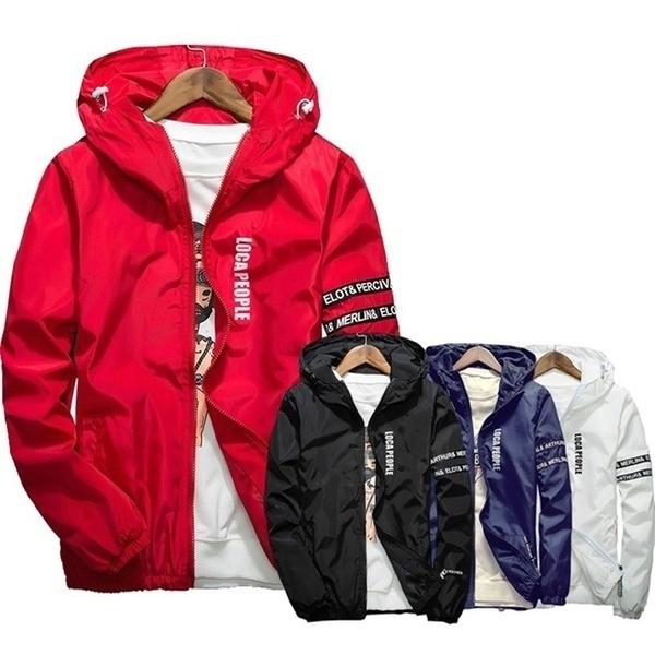 Outdoor, Blazer, Coat, Men