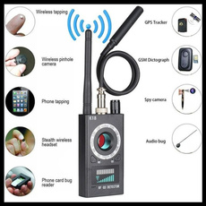 signaldetector, Gps, Camera, Photography