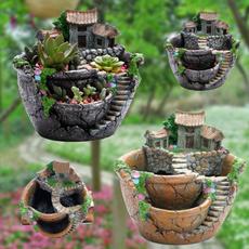 Bonsai, creativeflowerpot, Flowers, Garden