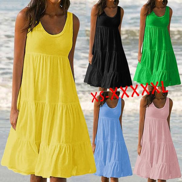Swing dress, Vest, Plus Size, vest dress