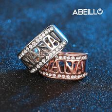 Heart, Jewelry, Family, Crystal