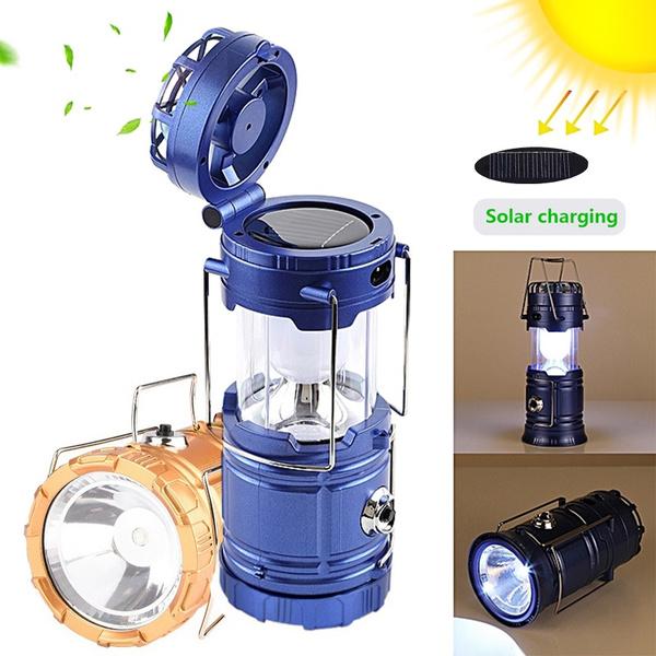 Flashlight, solarrechargeablelamp, led, camping