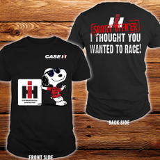 case, caseih, Fashion, Cotton T Shirt