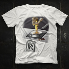 Summer, Funny T Shirt, rollsroycephantom, Cotton T Shirt