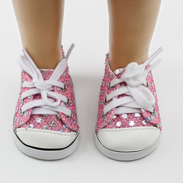 pink, cute, Sneakers, Gift For Girl