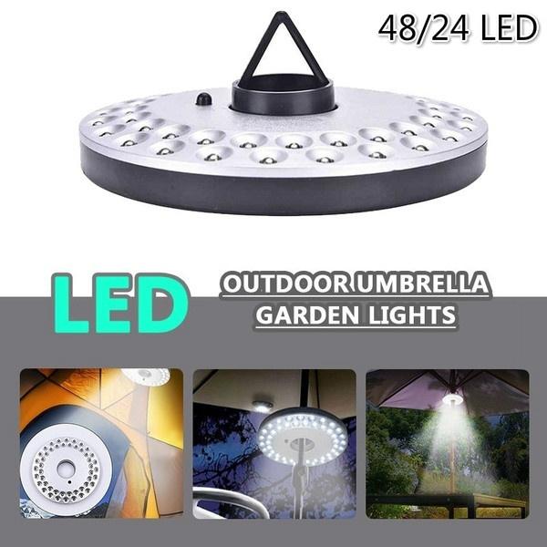 patiolight, led, umbrellalight, Battery