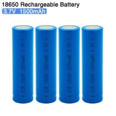 Flashlight, flashlightbatterie, 18650battery, 18650