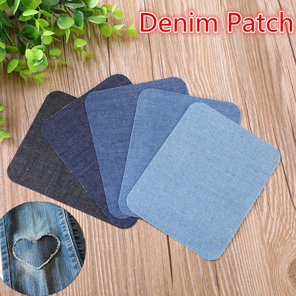 denimpatch, ironon, hotmeltadhesive, Denim