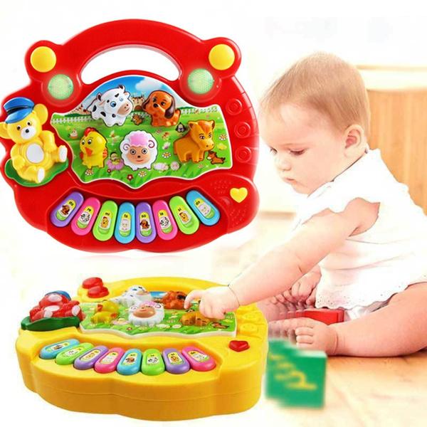 developmental, Educational, Toy, Farm