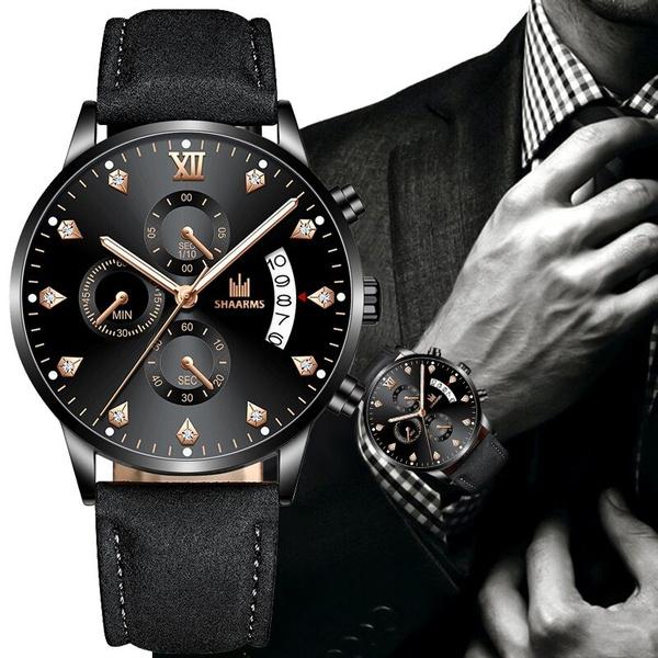 quartz, Glass, Watch, Quartz Watches