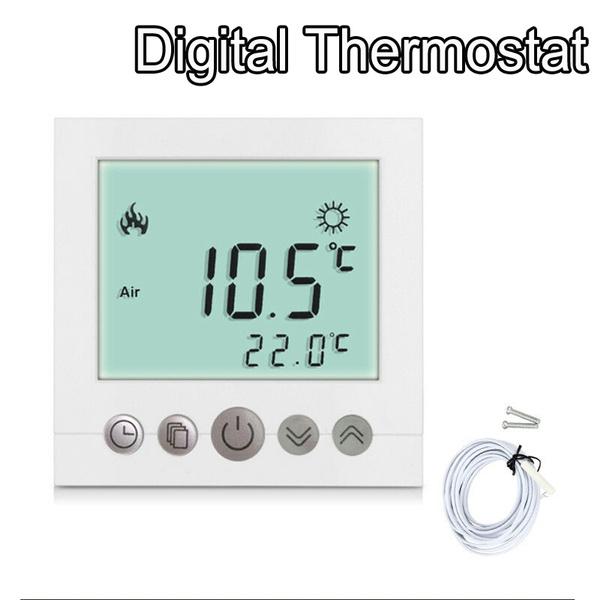 themostat, heatingsystem, controller, digitalthermostat