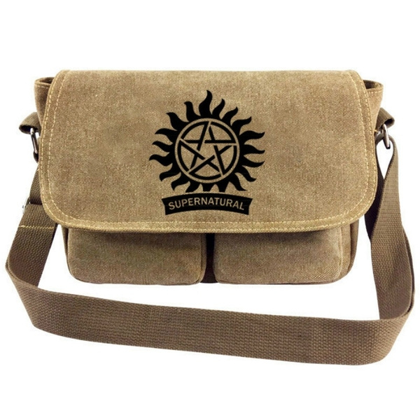 Shoulder Bags, overwatch, Canvas, Casual bag