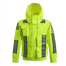 Polyester, Plus Size, Waterproof, Clothing