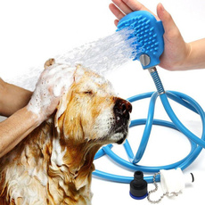 Bath, Shower, Head, Pets