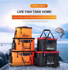 Box, water, fishingaccessorie, fish