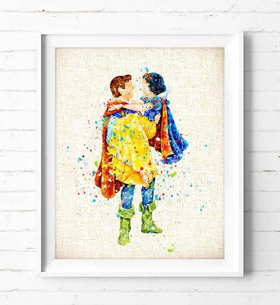 art print, Home & Kitchen, Decor, Modern