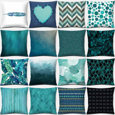 Blues, King, Fashion, Teal
