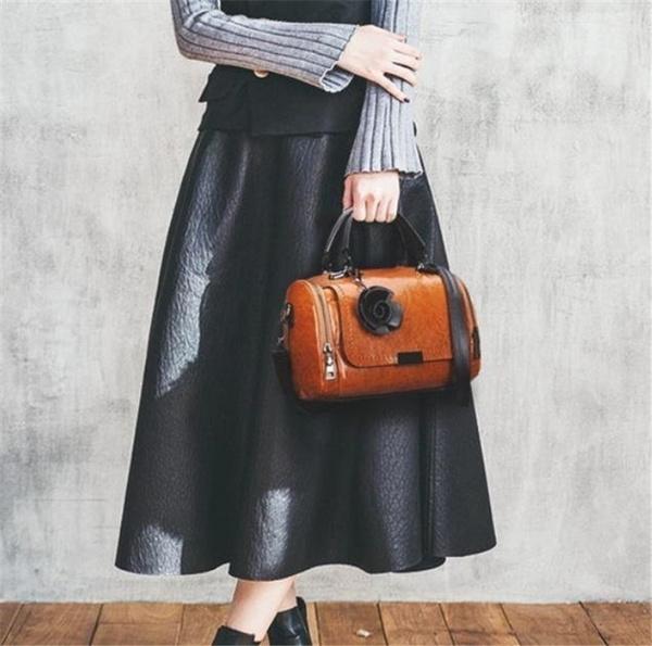 Shoulder Bags, Outdoor, vintage bag, leather