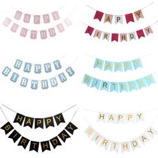 happybirthday, happybirthdaybanner, Banner, Ornament