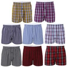 Summer, elastic waist, boxer briefs, Waist