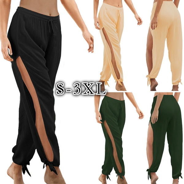 Women Pants, Summer, lowwaist, Plus Size