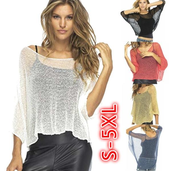 blouse, Summer, Plus Size, lightweightjacket