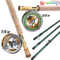 Fiber, Aluminum, outdoorfishing, flyfishingtackle