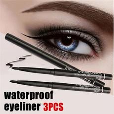 womeneyelinerpen, pencil, eye, Beauty