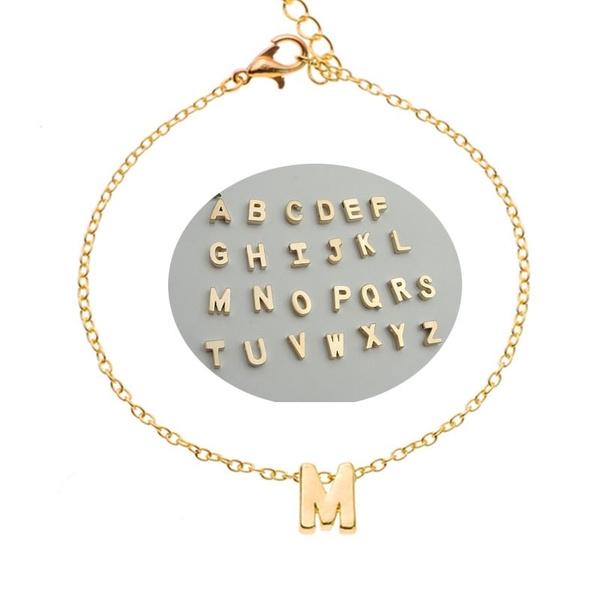 Charm Bracelet, diybracelet, Chain, Bangle