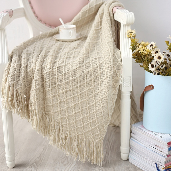 Tassels, Home Decor, Carpet, Throw Blanket