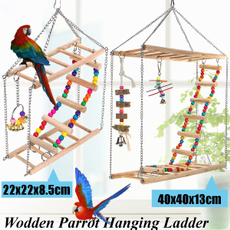 parrotladder, birdhangingtoy, Toy, petbirdbridge
