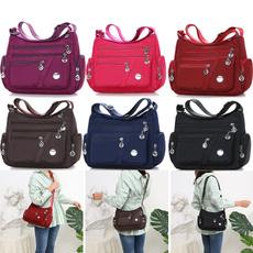 women bags, waterproof bag, Cross Body, Shoulder Bags
