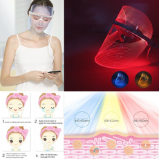 beautymask, facebeautyinstrument, electronicbeautymask, lightphototherapymask