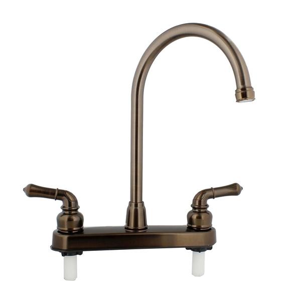 Empire Faucets Rv Kitchen Faucet Replacement Gooseneck Spout And Handles Wish