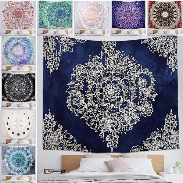blanketstapestry, Fashion, Yoga, mandalatapestry