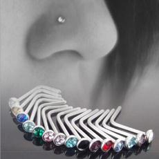 Steel, Fashion, Jewelry, Crystal Jewelry