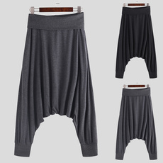 elastic waist, Yoga, oversizedpant, pants