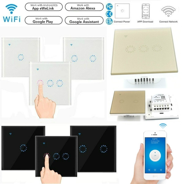 Remote Controls, touchswitch, lights, wallswitch