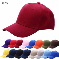 Hip Hop, Outdoor, travelcap, solidcolorcap