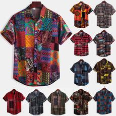 menprintedshirt, Short Sleeve T-Shirt, Holiday, Shirt