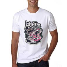 Mens T Shirt, Shark, Shorts, #fashion #tshirt