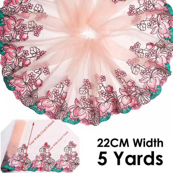 pink, lace trim, laceedge, diy