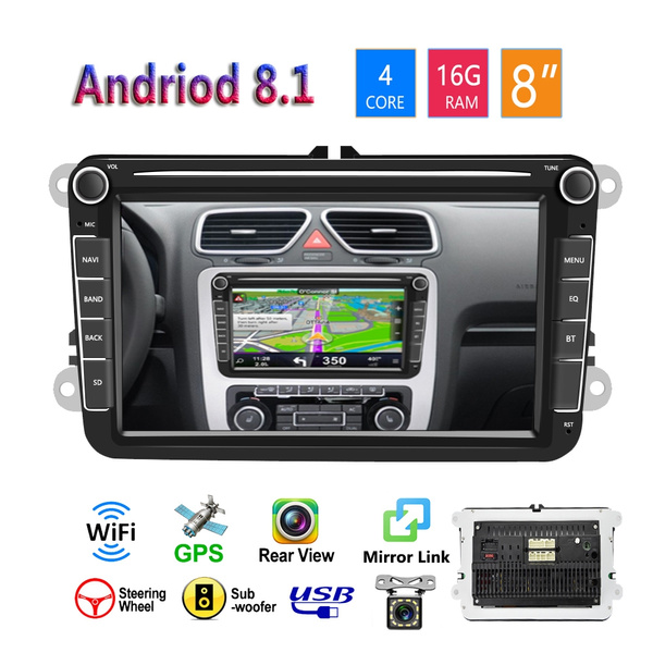 caraudioplayer, Touch Screen, Android, carstereovw