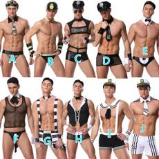 Underwear, boxer briefs, Tops, maidcostume