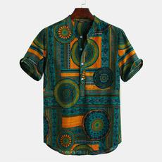 Summer, hawaiianshirtformen, Fashion, africanshirtsmen
