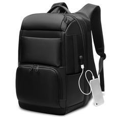 travel backpack, multifunctionbackpack, black backpack, Capacity