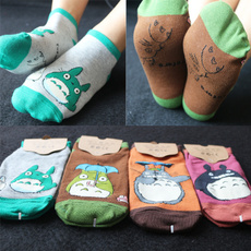cartoonsock, Cotton Socks, My neighbor totoro, totorosock