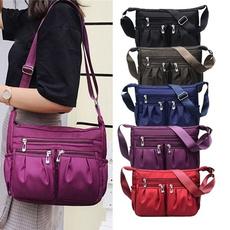 waterproof bag, women bags, Cross Body, Casual bag