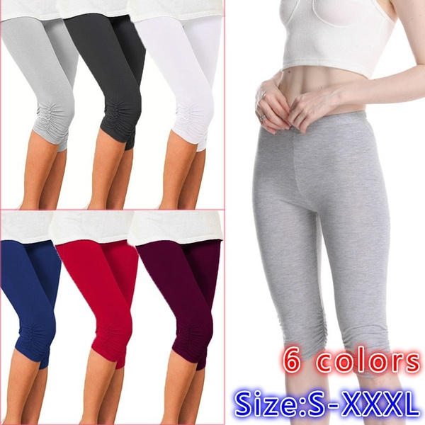 capripant, Leggings, yoga pants, Bottom